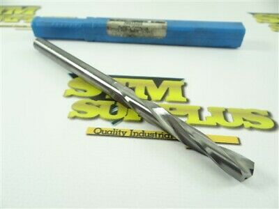 New! Ma Ford Solid Carbide Coolant Thru Drill 8.5Mm