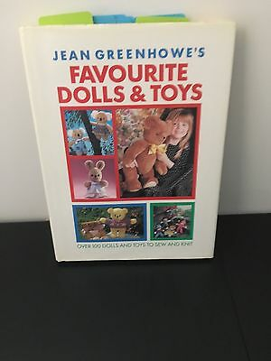 Jean Greenhowe's favourite dolls and toys