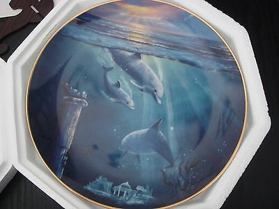 collectors plate - Legend of the Dolphin