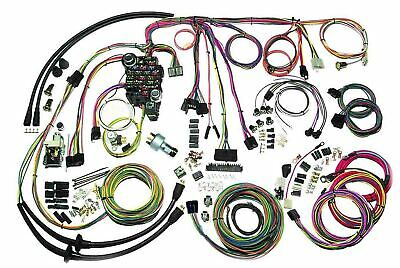 American Autowire Wiring System Chevy 1957 Kit P/N 500434