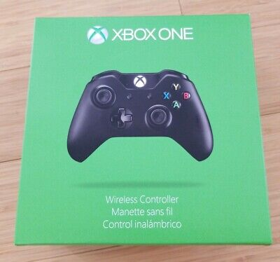 (BOX ONLY) Microsoft Xbox One Wireless Controller Black
