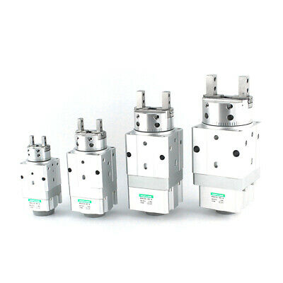 H●SMC MRHQ25D Swinging Claws Rotating Finger Cylinder New.