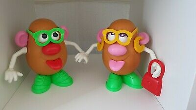 Origional Playskool Toy Story Mr And Mrs Potatoe Head
