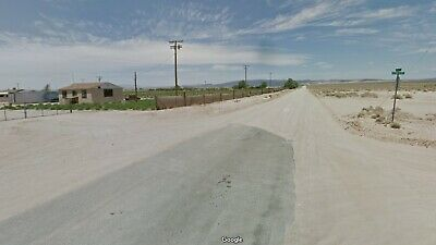 2 Acre Lot, Victorville / Barstow Area, Road Access, Residential Land, Nice