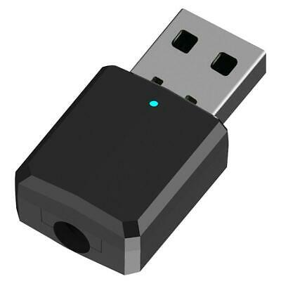 USB Bluetooth Dongle Adapter 5.0 Music Receiver Transmitter for Car PC TV HOT