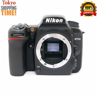 Nikon D7500 Digital SLR Camera Body from Japan
