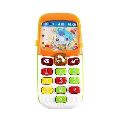 Baby Children Musical Cell Phone Intelligence Develop Educational Toys Kids Gift