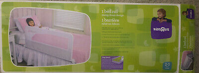 Babies R Us Childs Bed Safety Rail NIB Open Box