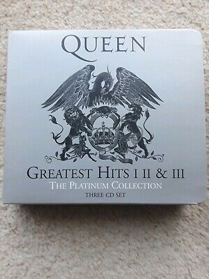 Queen - Platinum Collection, Vol. 1-3 great condition