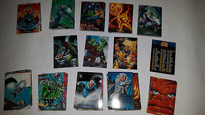 Marvel Masterpieces Cards 1992