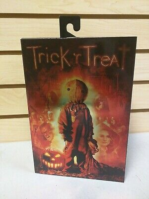 """Trick R Treat Ultimate Same 7"""" Scale Action Figure by NECA - US Seller"""