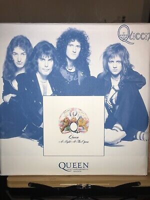 Queen A Night At The Opera 30th Anniversary Remastered Vinyl LP 2005