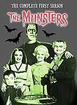 The Munsters - The Complete First Season, Very Good DVD, , Seymour Berns, Charle