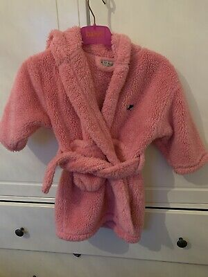 Next Girls Toddler Dressing Gown - Age 18-24months