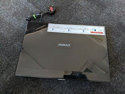 Humax DTR-T1010 1TB Freeview HD Recorder Replacement Box Only #2
