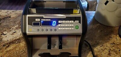 Royal Sovereign MONEY BILL COUNTER Counting Machine RBC-1003BK