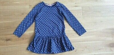 Girls mothercare long sleeves dress tunic age 4 years  up to 104cm.
