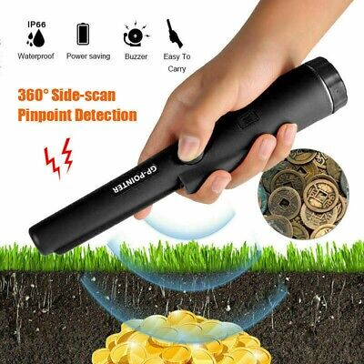 Waterproof Metal Auto Handheld Pinpointer Pin Pointer Detector Automatic Hunter