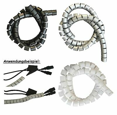 2m Cable Protection Cable Routing 25mm Incl. Tool Color Selection