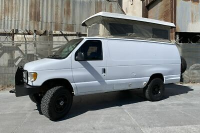 1997 Sportsmobile with Penthouse Top, Agile 4x4, 6.8L V10