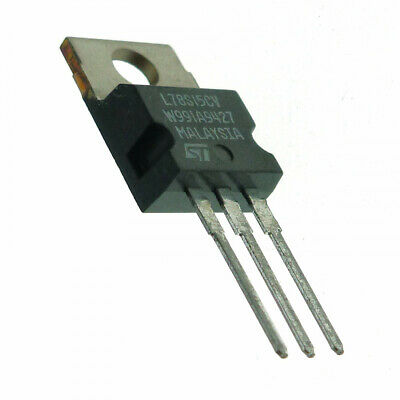 L78S15CV Spannungsregler 78S15 15V  2,0A  TO220 STMicroelectronics