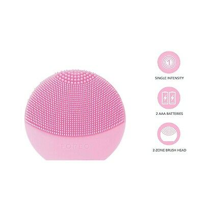 Foreo Luna Play Plus Pearl Pink Facial Cleanser Brush