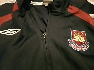 Mens West Ham Utd Fc Tracksuit M/L Football