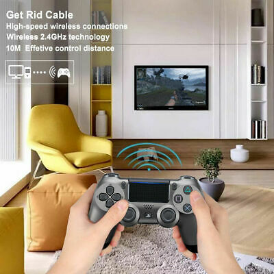 PS4 DualShock 4 Wireless Bluetooth Game Controller for Sony PlayStation New Hot