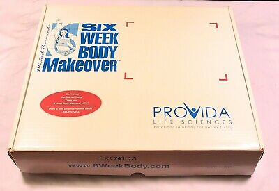 Michael Thurmonds Six 6 Week Body Makeover Weight Loss DVD CD Program Provida