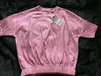 Girls Next Pink T Shirt 4 Yrs -New With Tags BNWT