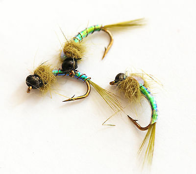 fly tying//crafting glister fibres Fly Tying wing material LAYERED Fringe wing