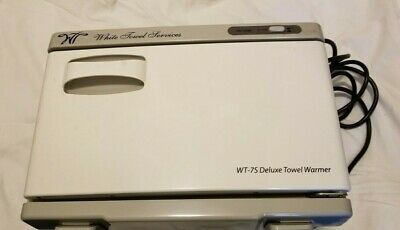 White Towel Services WT-7S Deluxe Towel Warmer