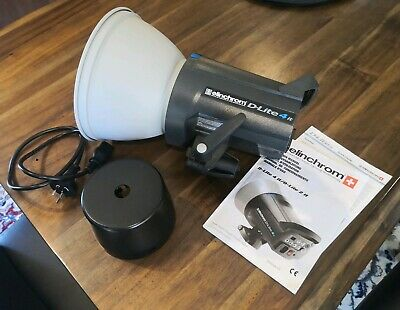 Elinchrom D-Lite 4 it Compact Flash Unit Strobe