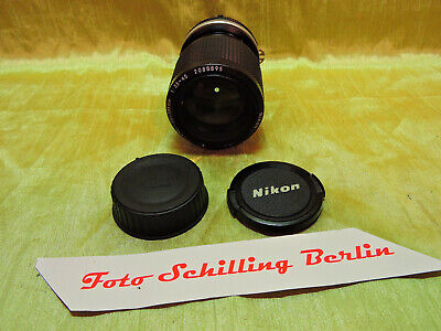 Nikon, Nikkor 3,5-4,5/35-105mm in good condition, 2 caps