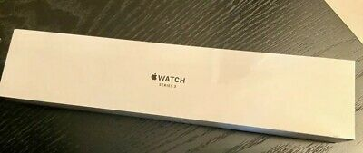 Apple Watch Series 3 (GPS) 42mm Space Gray Aluminum Case Brand (Sealed)‼️🌟✅🌟‼️