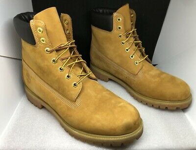 TIMBERLAND MENS 400 Gram Primaloft Insulated Wheat Nubuck