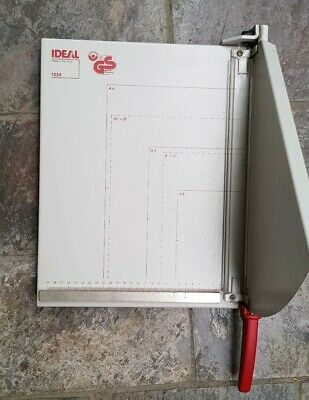 Guillotine - paper cutter- IDEAL -  Made in Germany