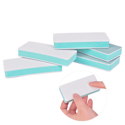 5x Nail Buffer And Files Double Sided Nail Art Tool Manicure Device To~GN