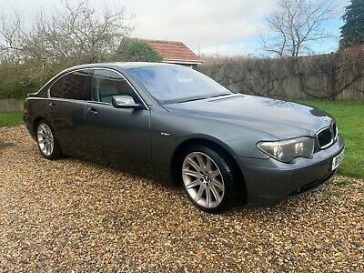 BMW 745i 7 Series V8 with Comfort Pack spares or repair has electrical fault