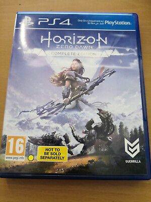 Horizon Zero Dawn Complete Edition - PlayStation Hits (PS4) very good condition