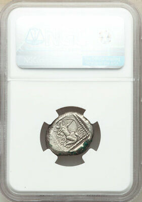GREEK: CILICIA. Tarsus, Late 5th century BC. AR Stater, NGC Choice XF, (21mm)