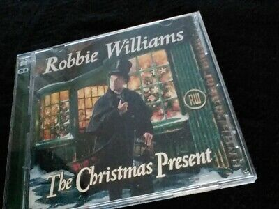 Robbie Williams The Christmas Present cd---new