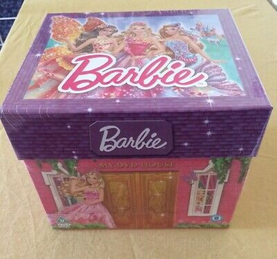 Barbie My DVD House. 29 Film Collection. (Box Set). Brand New. Sealed. Free P&P