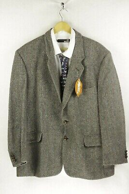 Mens Harris Tweed By Austin Reed Jacket Blazer Country Vintage 46r Large Dn2rl 70 00 Picclick Uk