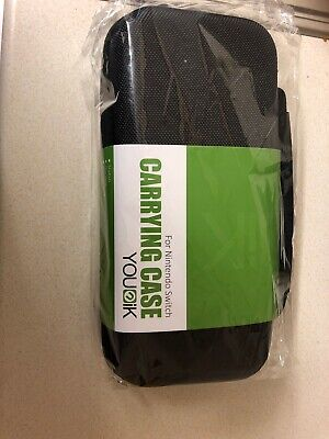 Case for Nintendo Switch- Younik Travel Carrying Case Brand New Never Opened