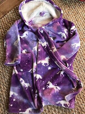 Girls Dressing Gown Age 9-10