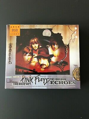 2 CD - The Best of Pink Floyd - Echoes - Gatefold Paper Sleeve - Still Sealed
