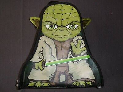 Star Wars Yoda Lunch Bag back pack & toys