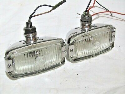 Classic Wipac Series 210 Reversing Lights Fits Lotus Elan Cortina  Mg Mini Mk1