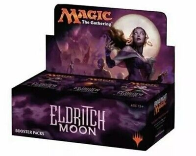 Magic The Gathering Eldritch Moon Sealed Booster Box -- ENGLISH